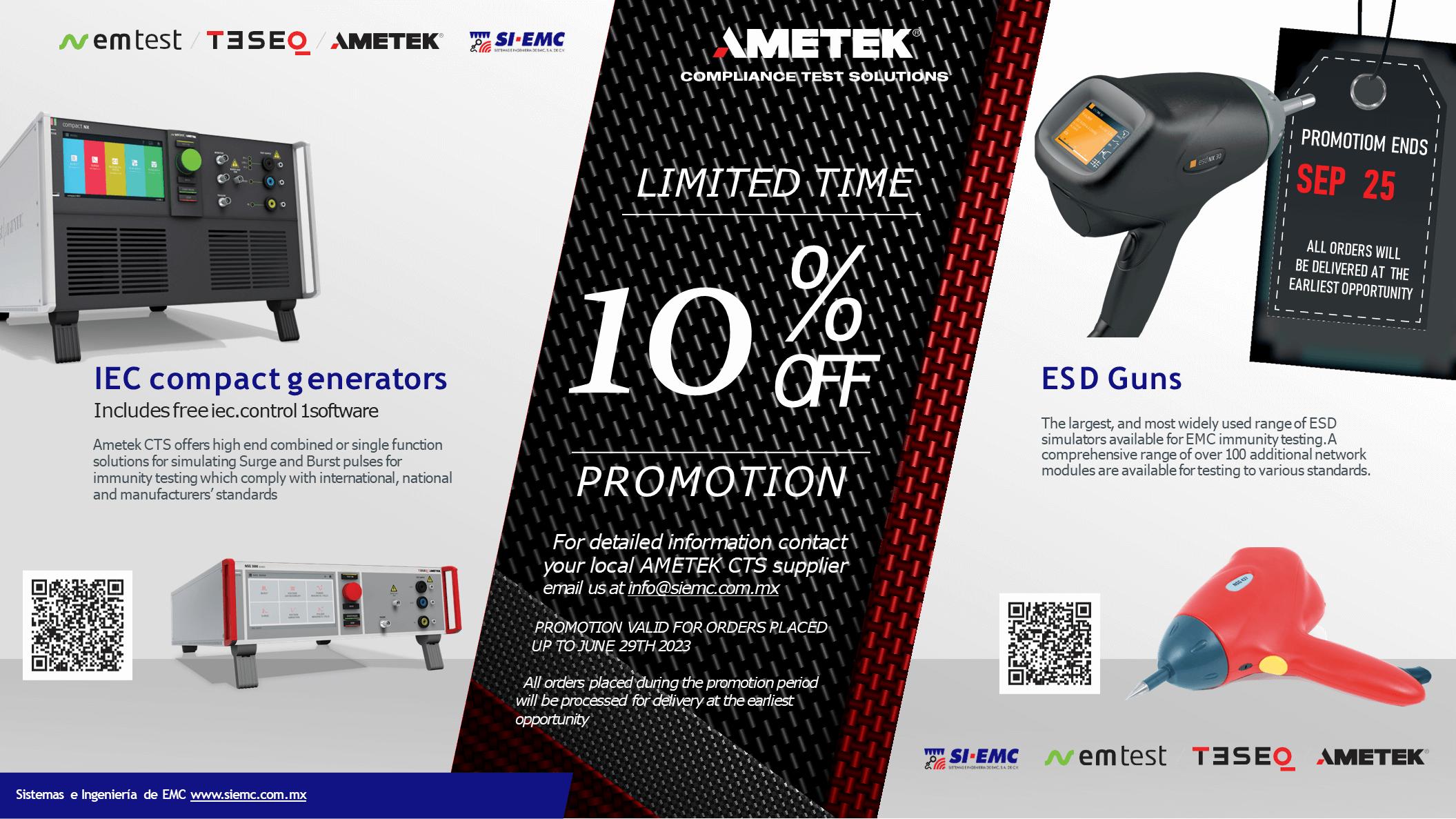 ESD Oferta Especial